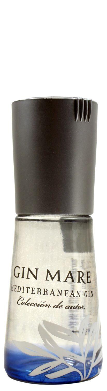 Gin Mare - Mediterranean Dry Gin - 42,7% Vol. 0,10 l