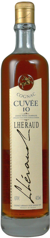 Lheraud - Cuvee 10 Jahre - 42% Vol. 0,70 l