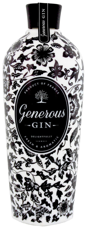 Generous Gin - 44% Vol. 0,70 l - Frankreich