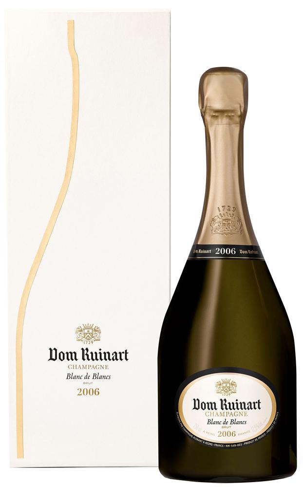 DOM Ruinart - Blanc de Blancs - 0,75 l