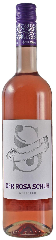 Schieler - Der Rosa Schuh - Gutswein DQW trocken  0,75 l - Weingut Schuh, Sachsen-Sörnewitz