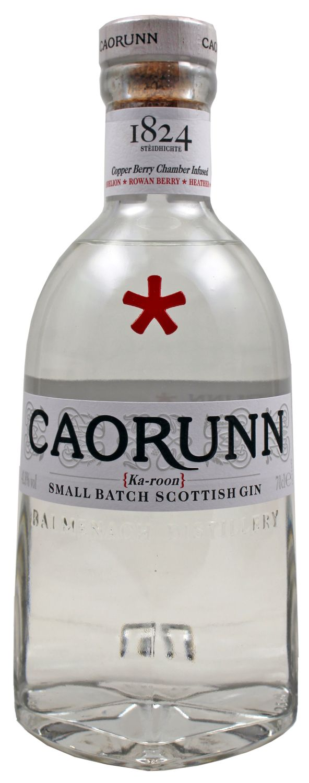 Caorunn Small Batch Gin - 41,8% Vol.  0,70 l - Schottland