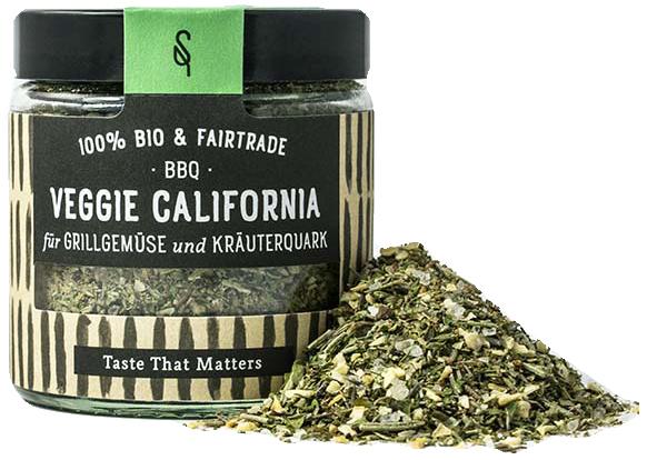 BBQ Veggie California - Bio Grillgewürz 45g - SoulSpice