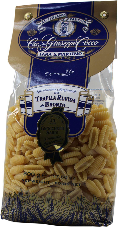 Gnocchetti Sardi - Pasta in Öhrchenform 500 g - Guiseppe Cocco