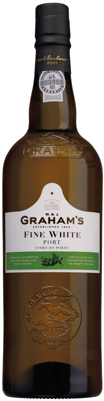 Grahams - Fine White Port - 19% Vol.  0,75 l