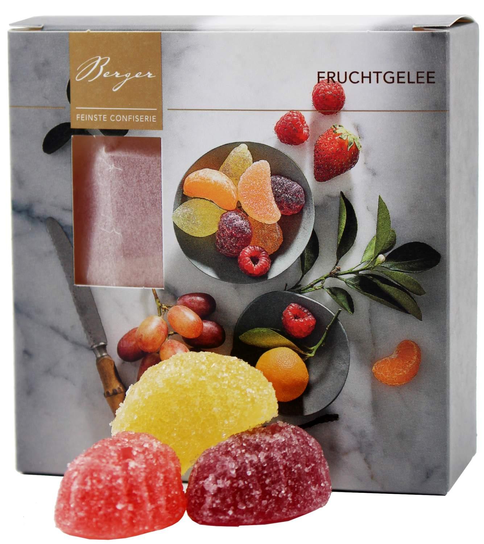 Fruchtgelee Mix - Fruchtgelee 100g - Confiserie Berger