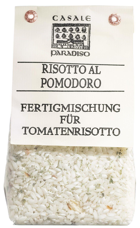 Risotto al Pomodoro - Risotto mit getrockneten Tomaten 300g - Casale Paradiso