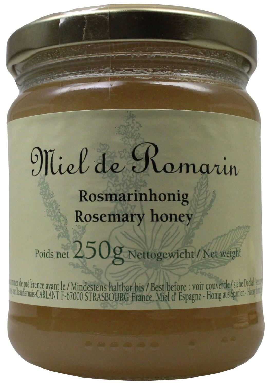 Rosmarinhonig - aus Frankreich 250g - Dantesse