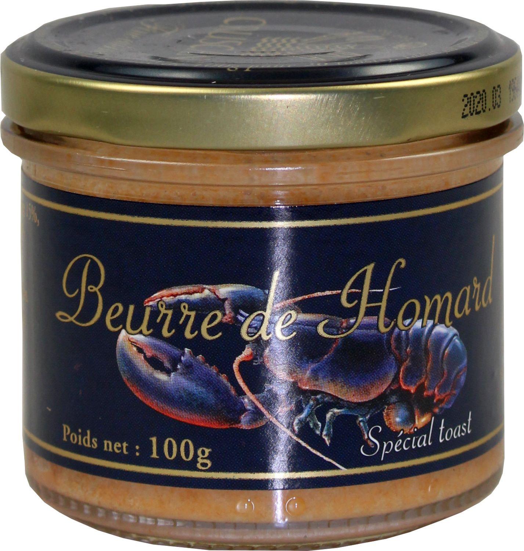 Hummerbutter - 100 g Crusana