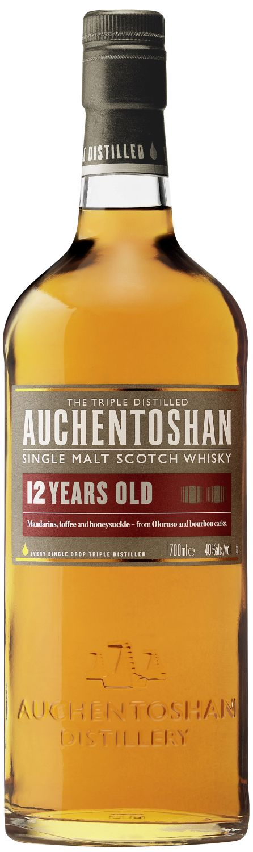 Auchentoshan 12 Jahre - Single Lowland Malt - 40% Vol.  0,70 l