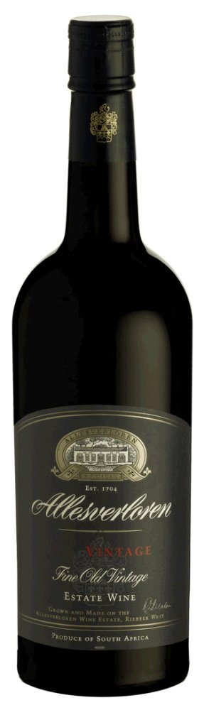 Fine Old Vintage - Wine of Origin Swartland - Allesverloren  0,75 l