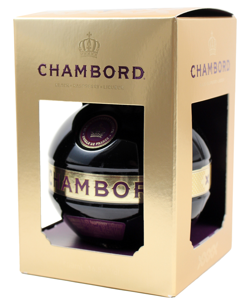 Chambord Royal Likör - 16,5% Vol. 0,50 l