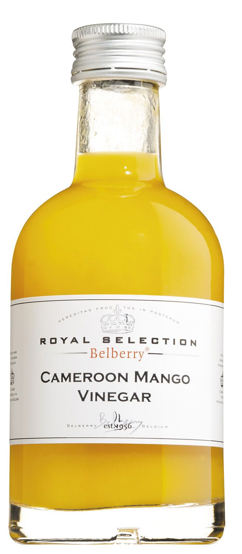 Mangoessig - 200 ml Belberry, Belgien