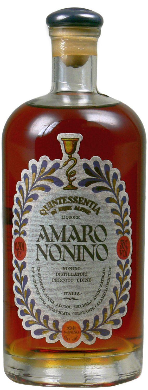 Amaro Quintessentia di Erbe Alpine - Nonino - 35% Vol. 0,70 l