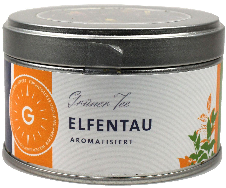 Elfentau - aromatisierter grüner Tee 100g - Gourmetage Finest Selection