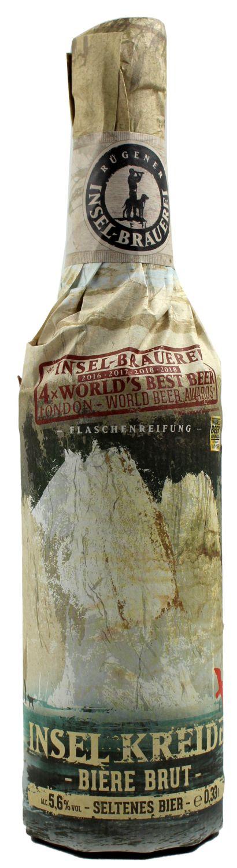 Insel Kreide - Rügener Insel-Brauerei, Rambin - 5,6% Vol.   0,33 l