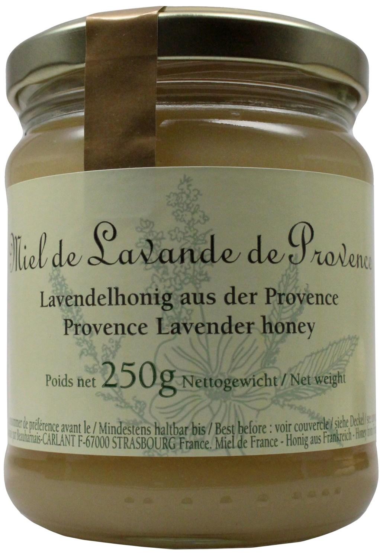 Lavendelhonig - aus Frankreich 250g - Dantesse