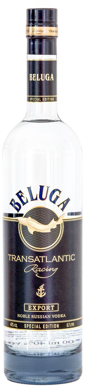 Beluga Transatlantic Vodka - 40% Vol. 0,70 l - Russland