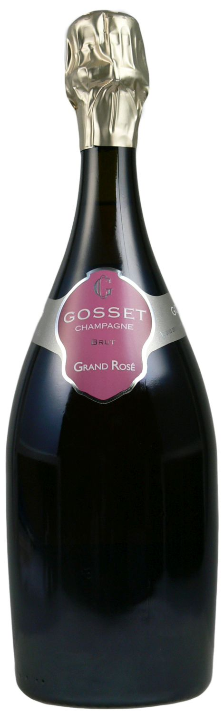 Champagne Gosset - Grand Rose Brut - 0,75 l