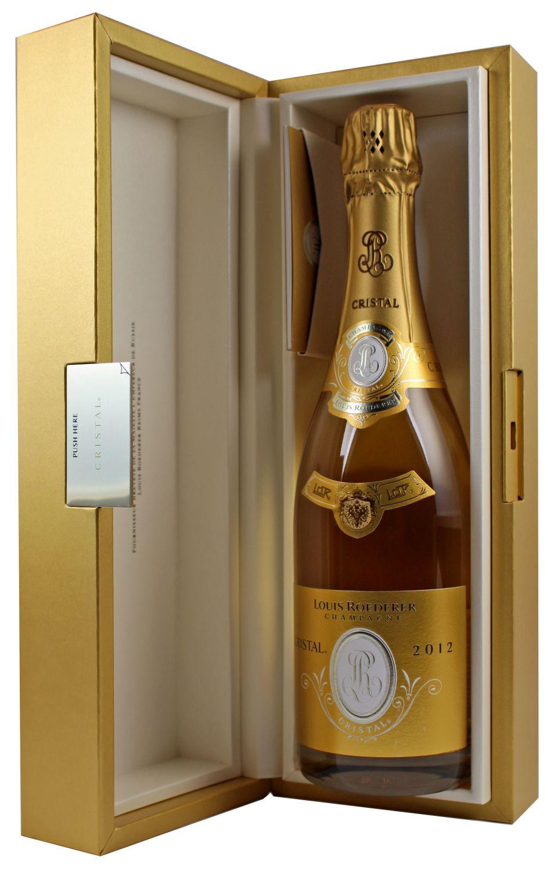 Champagner - Roederer Cristal - Brut  0,75 l
