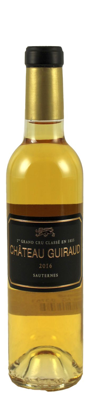 2016er Chateau Guiraud - 1er Cru Classe - Sauternes AC  0,375 l