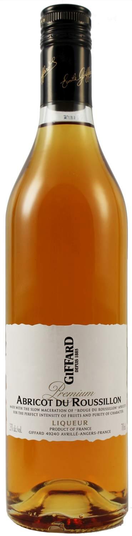 Abricot du Roussillon - Giffard Premium Likör - 25% 0,70 l