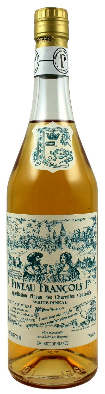 Pineau Francois 1er - AC Pineau de Charentes - AE Dor 17% Vol. 0,75 l