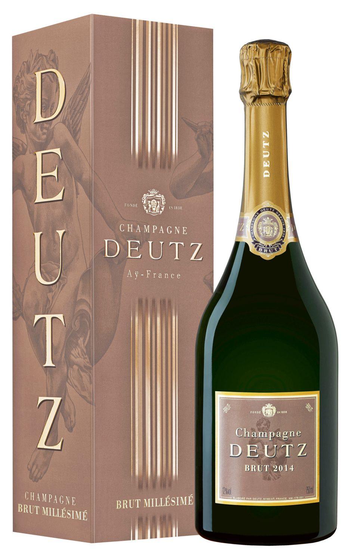 Champagner Deutz - Brut Vintage - 0,75 l