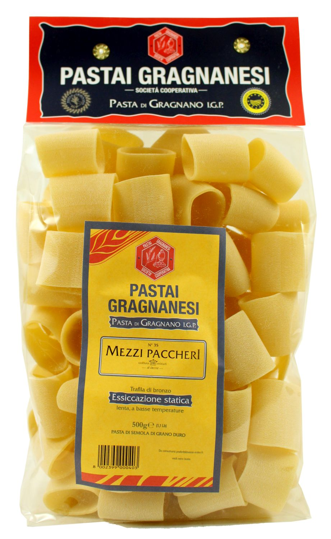 Mezzi Paccheri - Pasta di Gragnano 500g