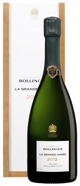 Bollinger Grande Annee - Champagner - 0,75 l
