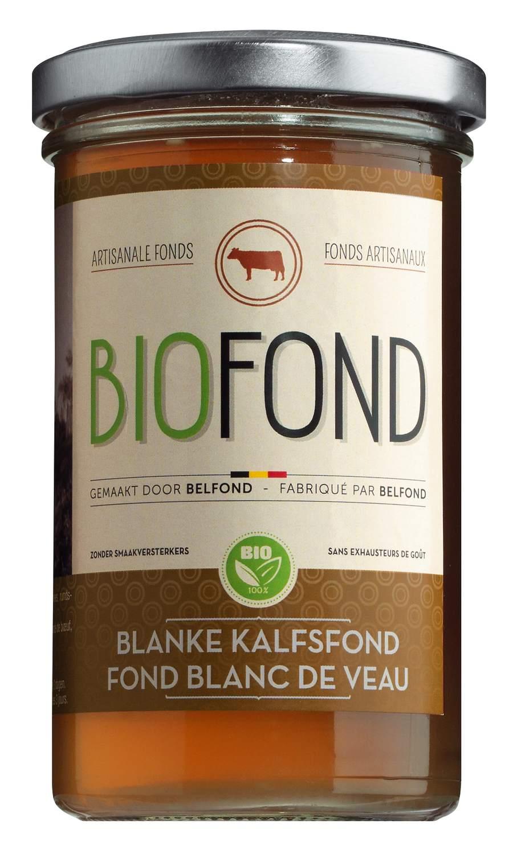 Fond Blanc de Veau - Kalbsfond 240ml - Belfonds, Belgien