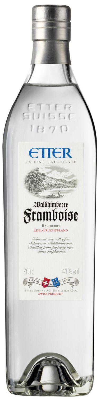 Framboise - Etter Schweiz - 41% Vol. 0,70 l