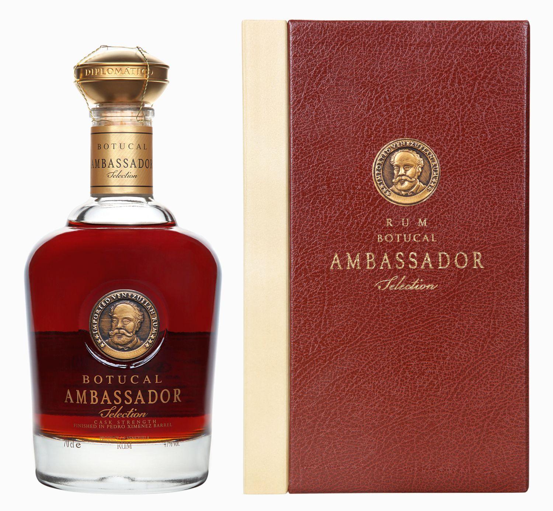 Botucal Ambassador - Ron de Venezuela - 47% Vol.  0,70 l