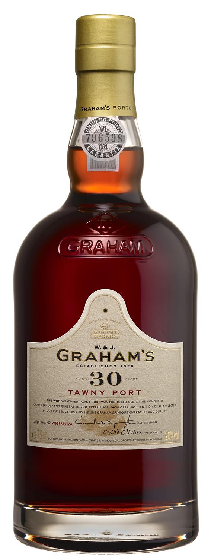 Grahams - 30 Jahre Tawny Port - 20% Vol.  0,75 l