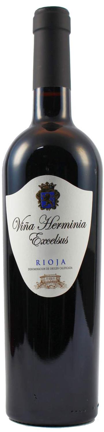 Rioja Tinto Excelsus Herminia  0,75 l - Bodegas Vina Herminia