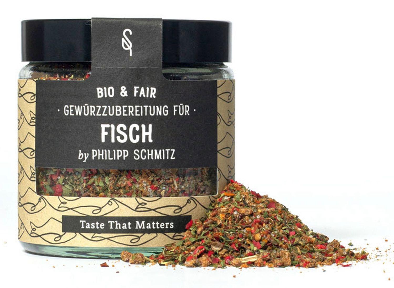 Fisch - Bio Gewürzmischung 60g - SoulSpice