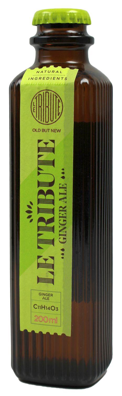 Le Tribute - Ginger Ale 0,20 l - Barcelona, Spanien