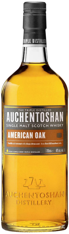 Auchentoshan American Oak - Lowland Single Malt - 40 % Vol. 0,70 l