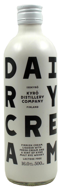 Kyrö Dairy Creamlikör - Finnland - 16% vol. 0,50 l