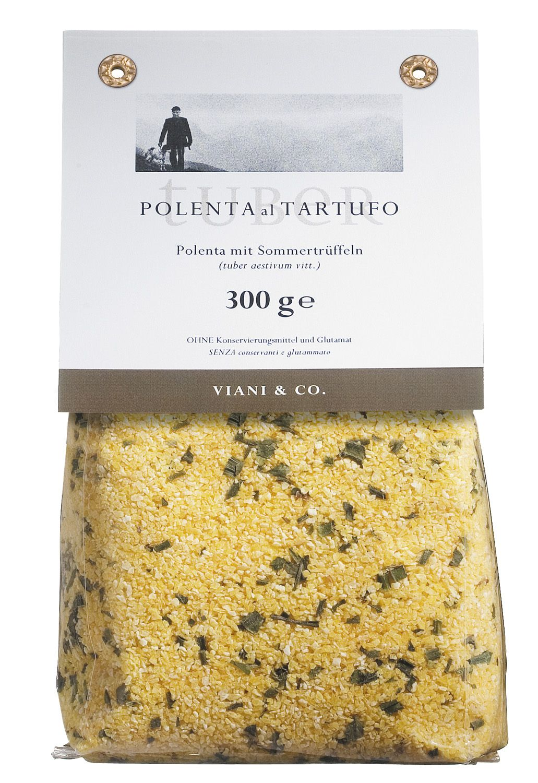 Polenta al Tartufo - Polenta mit Trüffeln 300g - Casale Paradiso