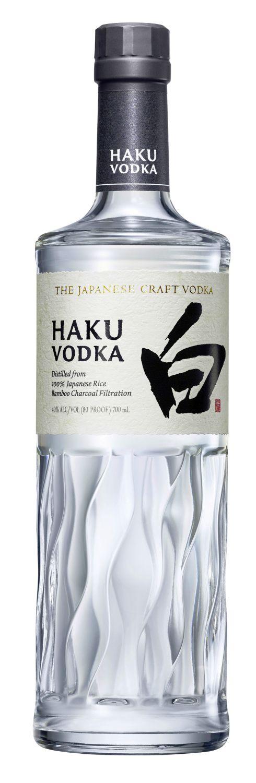 Haku Vodka - Suntory - 40 % Vol. 0,70 l