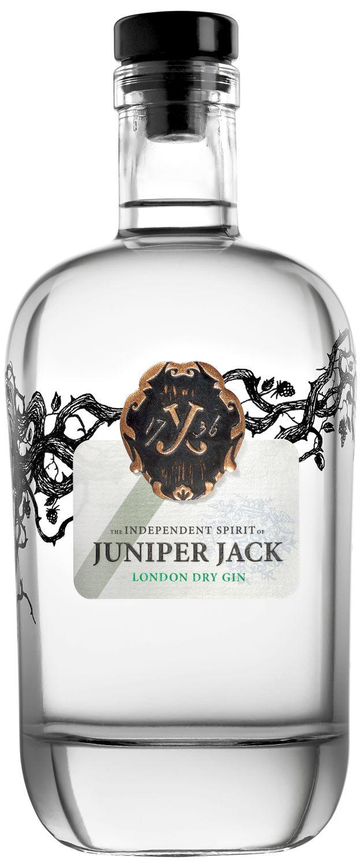 Juniper Jack - London Dry Gin, Dresden - 46,5% Vol. 0,70 l