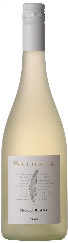 Secco blanc - Weingut Studier  0,75 l - Ellerstadt in der Pfalz