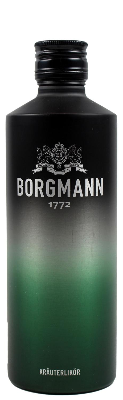 Borgmann Kräuterlikör - 39% Vol.  0,50 l