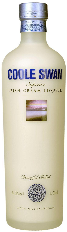 Coole Swan - Superior Irish Cream Liqueur - 16% Vol. 0,70 l