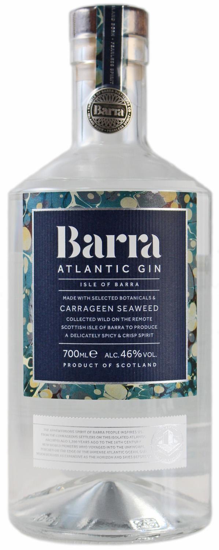 Barra Atlantic Gin - Isle of Barra, Schottland - 46% Vol.  0,70 l