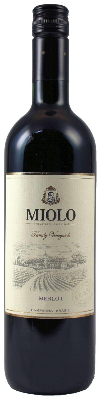 Merlot - Vale dos Vinhedos  0,75 l - Miolo Family Vineyards