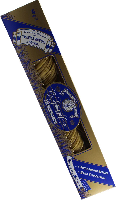 Spaghetto Antico - gewickelte Spaghetti 500 g - Guiseppe Cocco