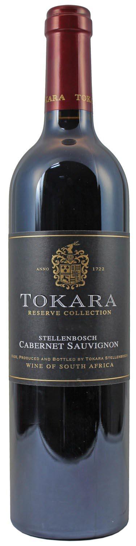 Cabernet Sauvignon - Reserve Collection - Tokara, Südafrika  0,75 l