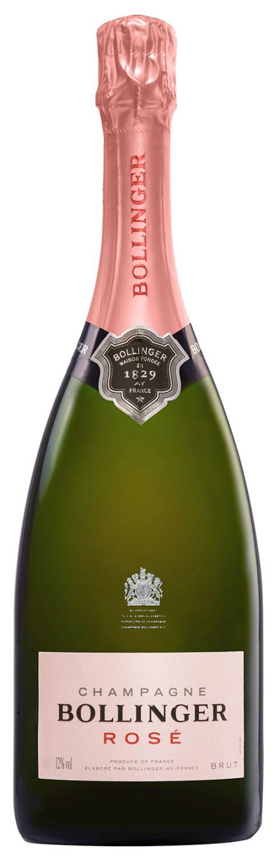 Bollinger Rose - Champagner - 1,50 l